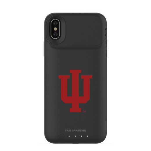 IPH-X-BK-JPA-IU-D101: FB Indiana Hoosiers mophie iPhone X and XS