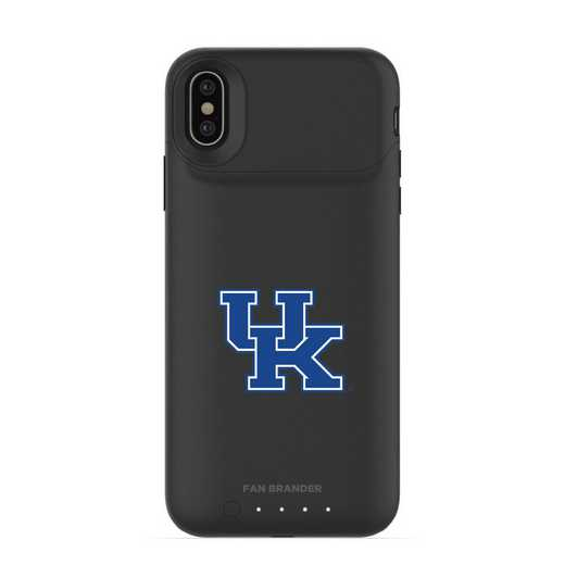 IPH-X-BK-JPA-KY-D101: FB Kentucky Wildcats mophie iPhone X and XS