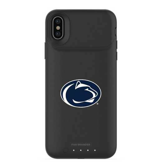 IPH-X-BK-JPA-PST-D101: FB Penn State Nittany Lions mophie iPhone X and XS