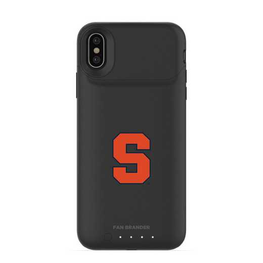 IPH-X-BK-JPA-SYU-D101: FB Syracuse Orange mophie iPhone X and XS