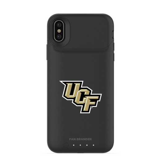 IPH-X-BK-JPA-UCF-D101: FB UCF Knights mophie iPhone X and XS