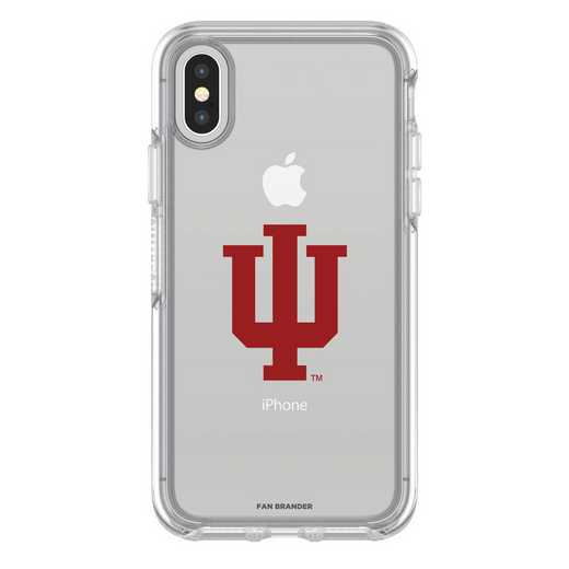 IPH-X-CL-SYM-IU-D101: FB OB iPhone X and XS Indiana