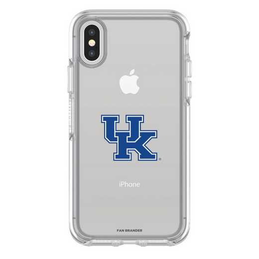 IPH-X-CL-SYM-KY-D101: FB OB iPhone X and XS Kentucky