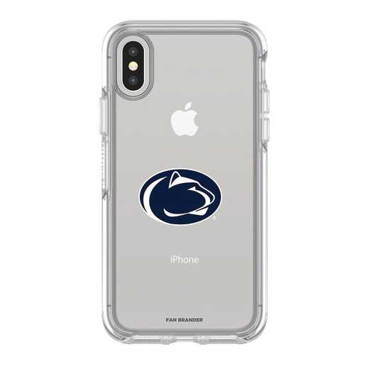 IPH-X-CL-SYM-PST-D101: FB OB iPhone X and XS Pennsylvania State