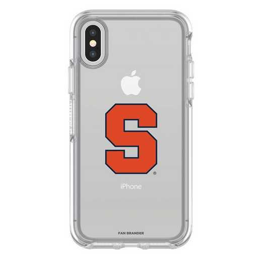 IPH-X-CL-SYM-SYU-D101: FB OB iPhone X and XS Syracuse