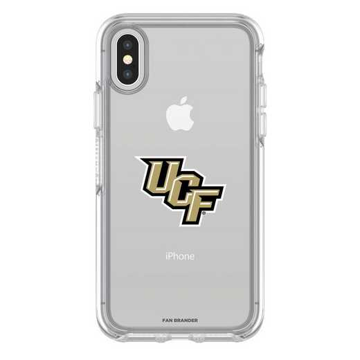 IPH-X-CL-SYM-UCF-D101: FB OB iPhone X and XS Central Florida
