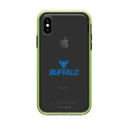 IPH-X-NF-SLA-BUFB-D101: Buffalo Bulls LifeProof iPhone X/Xs SLAM