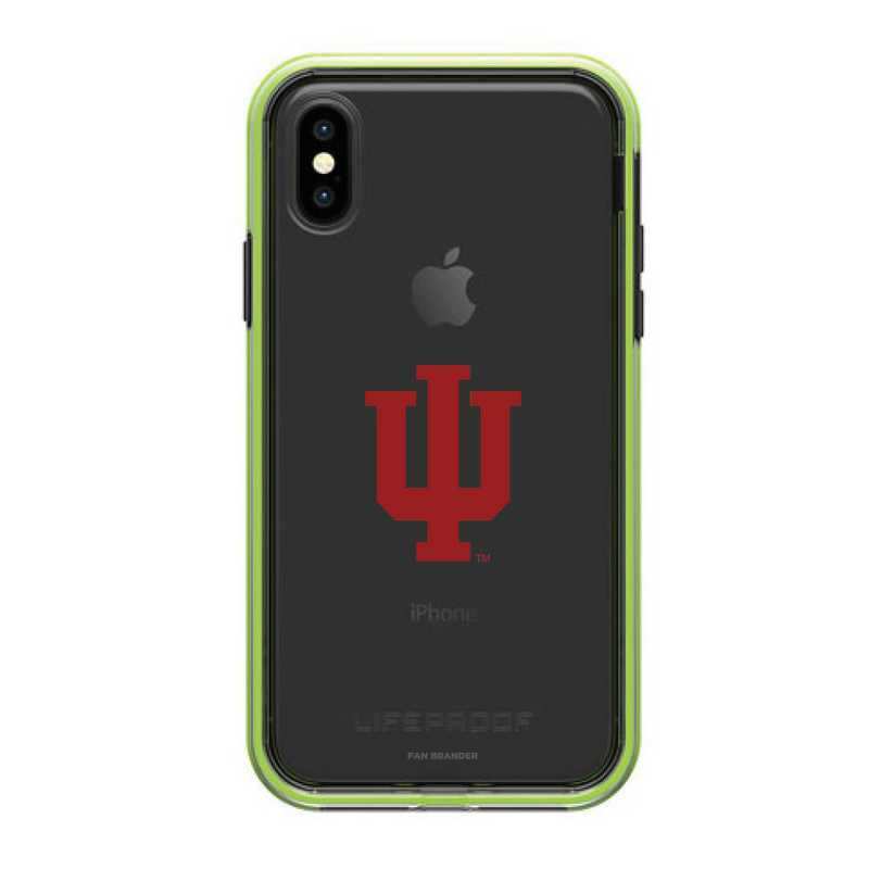 IPH-X-NF-SLA-IU-D101: Indiana Hoosiers LifeProof iPhone X/Xs SLAM