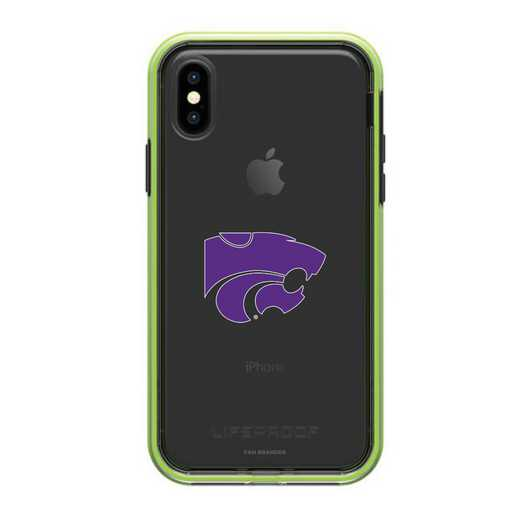 IPH-X-NF-SLA-KST-D101: Kansas State Wildcats LifeProof iPhone X/Xs SLAM