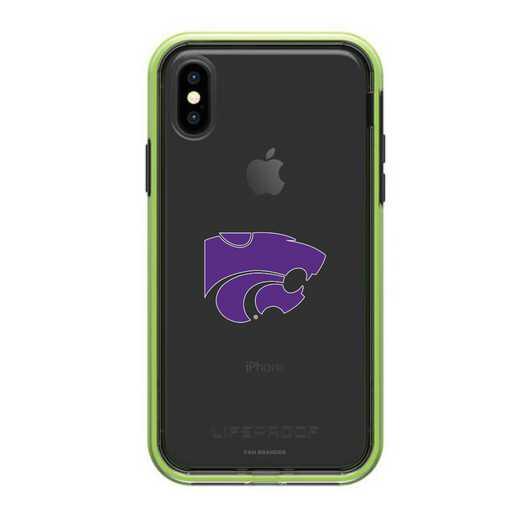IPH-X-NF-SLA-KST-D101: Kansas State Wildcats LifeProof iPhone X/Xs SLAM