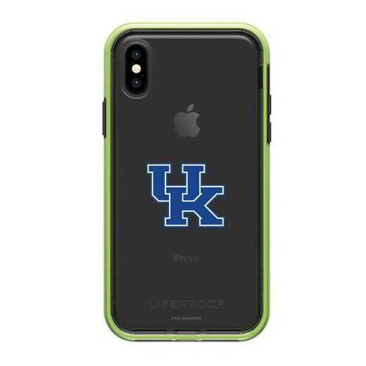 IPH-X-NF-SLA-KY-D101: Kentucky Wildcats LifeProof iPhone X/Xs SLAM