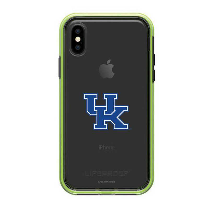 IPH-X-NF-SLA-KY-D101: Kentucky Wildcats LifeProof iPhone X/Xs SLAM