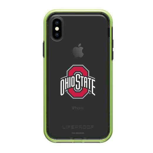 IPH-X-NF-SLA-OHS-D101: Ohio State Buckeyes LifeProof iPhone X/Xs SLAM