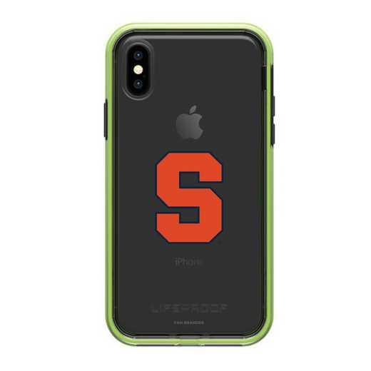 IPH-X-NF-SLA-SYU-D101: Syracuse Orange LifeProof iPhone X/Xs SLAM