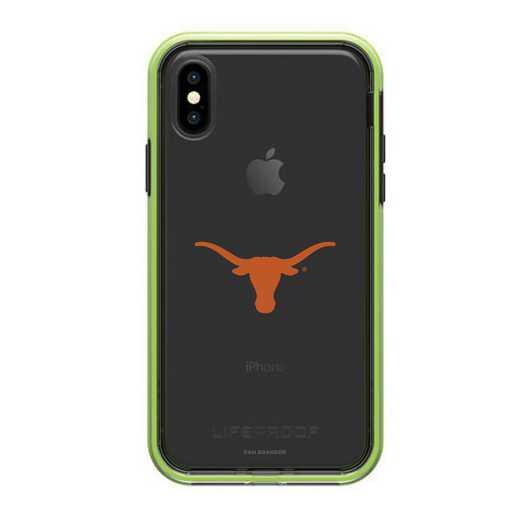 IPH-X-NF-SLA-TEX-D101: Texas Longhorns  LifeProof iPhone X/Xs SLAM