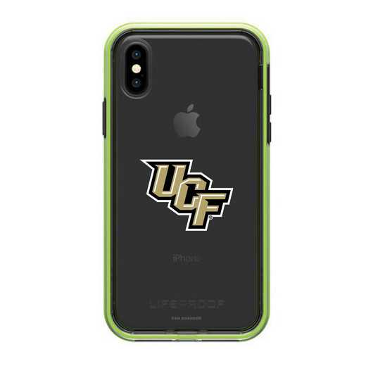 IPH-X-NF-SLA-UCF-D101: UCF Knights LifeProof iPhone X/Xs SLAM