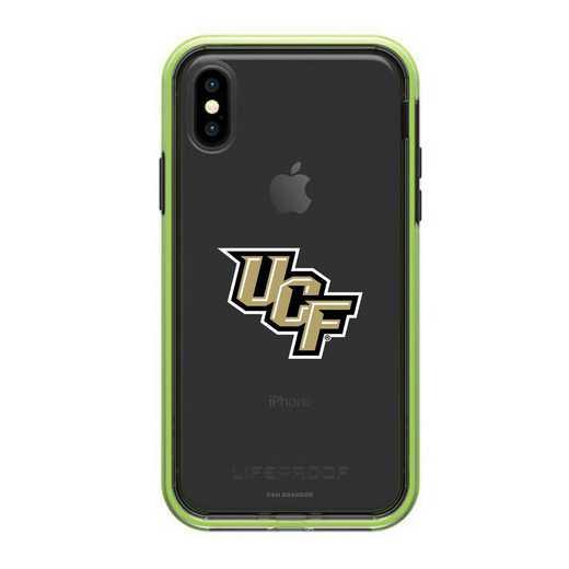 IPH-X-NF-SLA-UCF-D101: UCF Knights LifeProof iPhone X/Xs SLAM