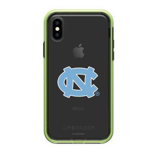 IPH-X-NF-SLA-UNC-D101: UNC Tar Heels LifeProof iPhone X/Xs SLAM