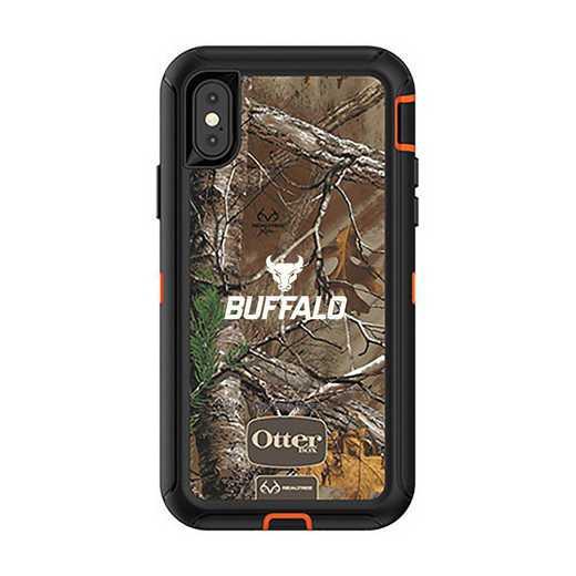 IPH-X-RT-DEF-BUFB-D101: FB OB iPhone X and XS Buffalo
