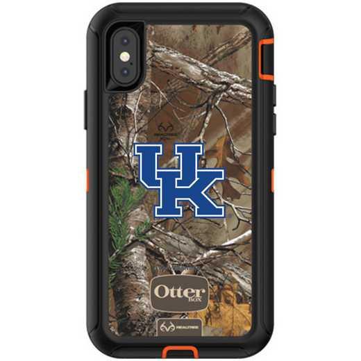 IPH-X-RT-DEF-KY-D101: FB OB iPhone X and XS Kentucky