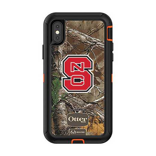 IPH-X-RT-DEF-NCS-D101: FB OB iPhone X and XS North Carolina State