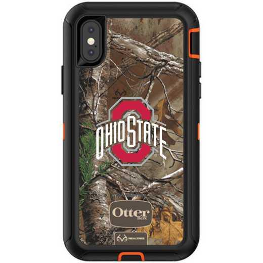 IPH-X-RT-DEF-OHS-D101: FB OB iPhone X and XS Ohio State