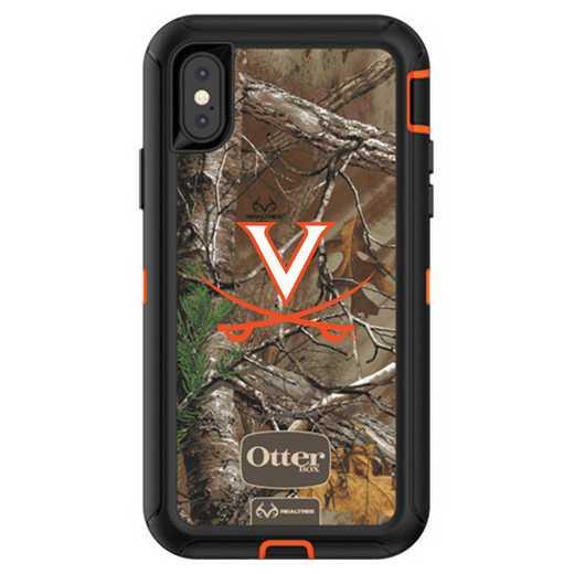 IPH-X-RT-DEF-UVA-D101: FB OB iPhone X and XS Virginia