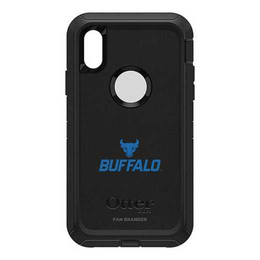 IPH-XR-BK-DEF-BUFB-D101: FB OB IPHONE XR BLK Buffalo