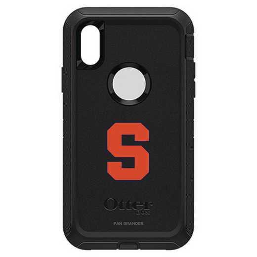 IPH-XR-BK-DEF-SYU-D101: FB OB IPHONE XR BLK Syracuse