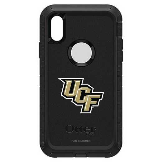 IPH-XR-BK-DEF-UCF-D101: FB OB IPHONE XR BLK Central Florida