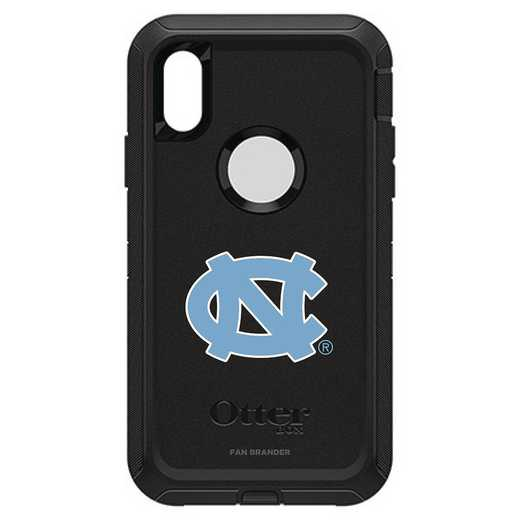 IPH-XR-BK-DEF-UNC-D101: FB OB IPHONE XR BLK North Carolina