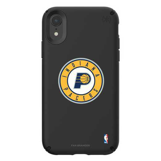 IPH-XR-BK-PRE-IPCR-D101: BL Speck Presido iPhone XR, Indiana Pacers