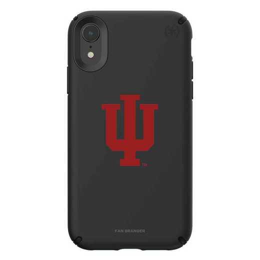 IPH-XR-BK-PRE-IU-D101: Indiana Hoosiers Speck iPhone XR Presidio Pro