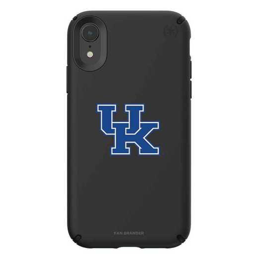 IPH-XR-BK-PRE-KY-D101: Kentucky Wildcats Speck iPhone XR Presidio Pro