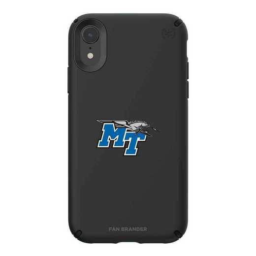 IPH-XR-BK-PRE-MTN-D101: Middle Tennessee State  Speck iPhone XR Presidio Pro