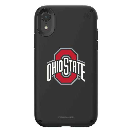 IPH-XR-BK-PRE-OHS-D101: Ohio State Buckeyes Speck iPhone XR Presidio Pro
