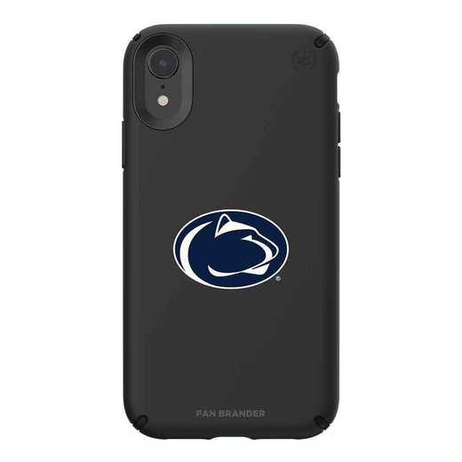 IPH-XR-BK-PRE-PST-D101: Penn State Nittany Lions Speck iPhone XR Presidio Pro