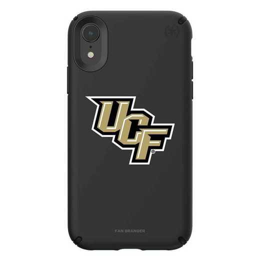 IPH-XR-BK-PRE-UCF-D101: UCF Knights Speck iPhone XR Presidio Pro
