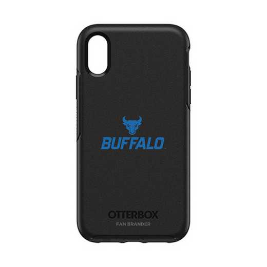 IPH-XR-BK-SYM-BUFB-D101: FB OB IPHONE XR BLK Buffalo