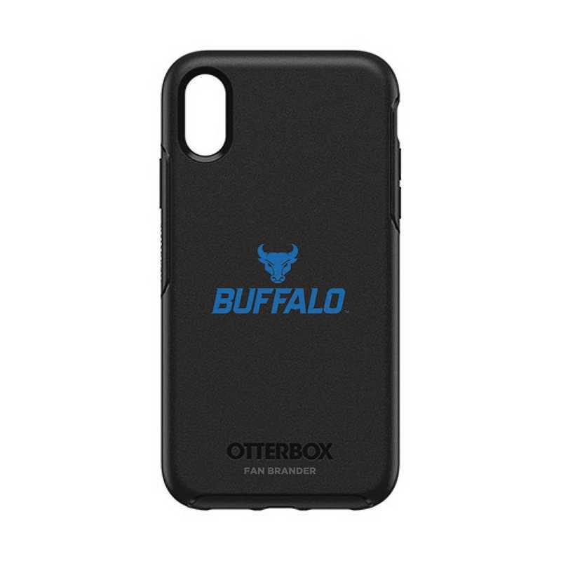 IPH-XR-BK-SYM-BUFB-D101: FB OB IPHONE XR BLK Buffalo