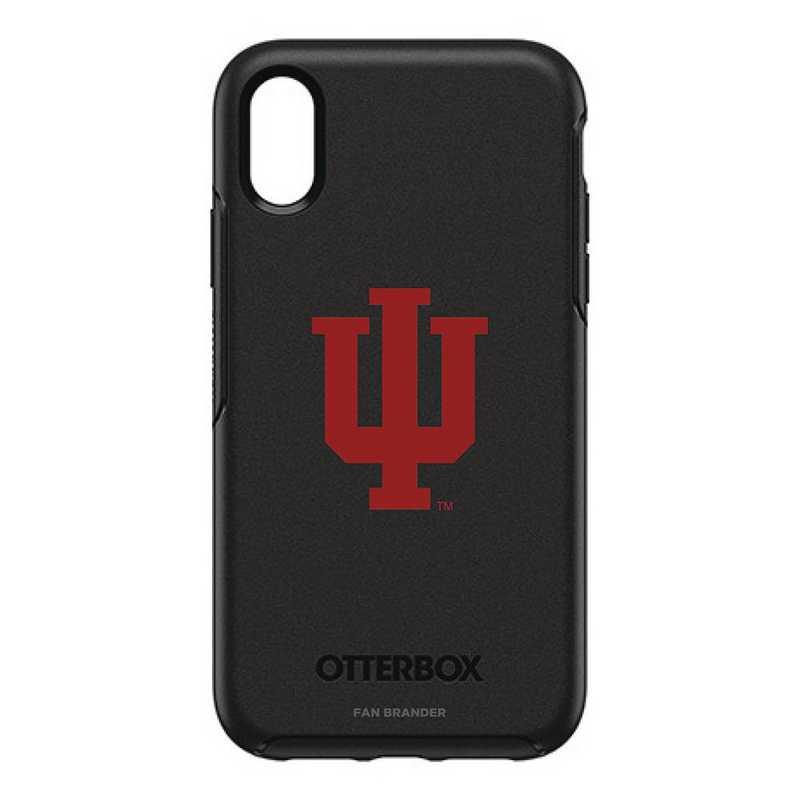 IPH-XR-BK-SYM-IU-D101: FB OB IPHONE XR BLK Indiana