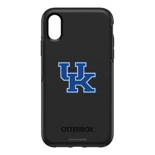 IPH-XR-BK-SYM-KY-D101: FB OB IPHONE XR BLK Kentucky