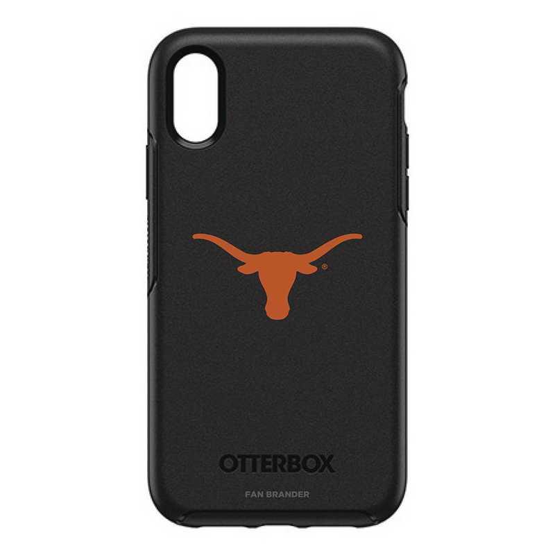 IPH-XR-BK-SYM-TEX-D101: FB OB IPHONE XR BLK Texas