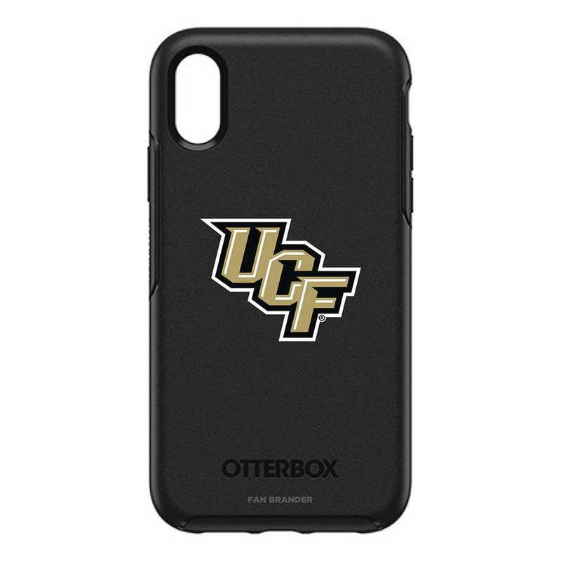 IPH-XR-BK-SYM-UCF-D101: FB OB IPHONE XR BLK Central Florida