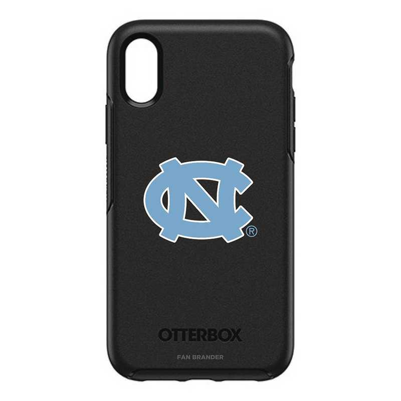 IPH-XR-BK-SYM-UNC-D101: FB OB IPHONE XR BLK North Carolina