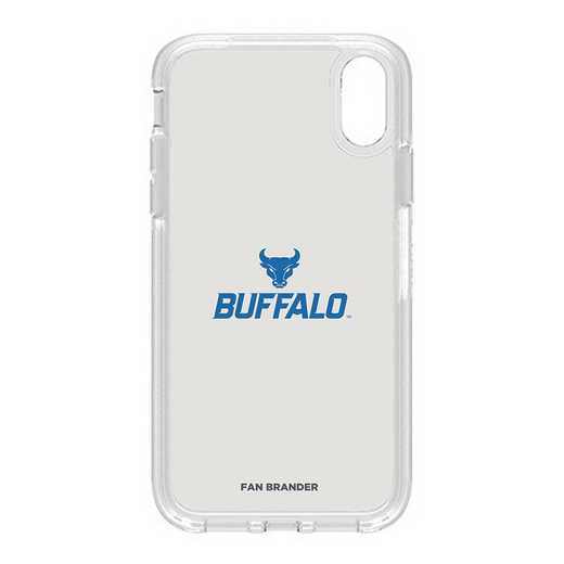 IPH-XR-CL-SYM-BUFB-D101: FB OB IPHONE XR CLR Buffalo