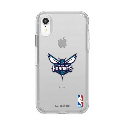 IPH-XR-CL-SYM-CHH-D101: BL Charlotte Hornets Otterbox iPhone XR Symmetry