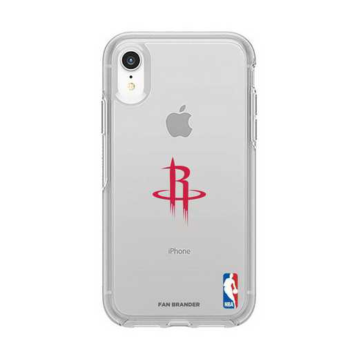 IPH-XR-CL-SYM-HOR-D101: BL Houston Rockets Otterbox iPhone XR Symmetry