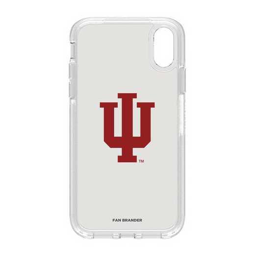 IPH-XR-CL-SYM-IU-D101: FB OB IPHONE XR CLR Indiana