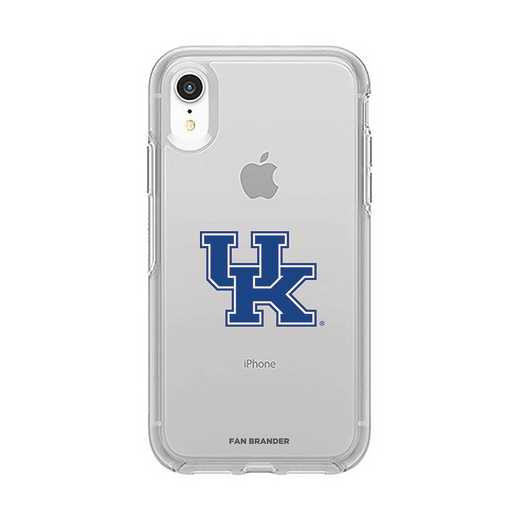 IPH-XR-CL-SYM-KY-D101: FB OB IPHONE XR CLR Kentucky